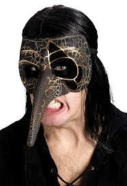 amazon com venetian raven mask costume accessory clothing