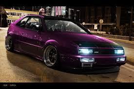 volkswagen corrado purple тюнинг volkswagen corrado u2014 коллекция пользователя