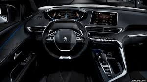 peugeot short term lease 2017 peugeot 5008 cockpit two digital screens 12 3 and 8 inch