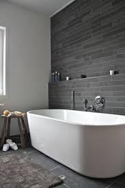 Salles De Bain Modernes by Salle De Bain Ardoise Naturelle Et Chic Washroom Bath And
