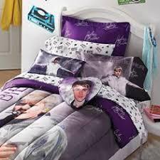 justin bieber bedroom set justin bieber concert purple full comforter shams set by bieber time
