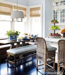 it feels homey weekends at home breakfast nook design elements kitchens and