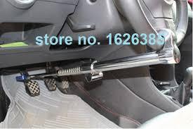 blocco volante auto auto volante e acceleratore frizione di blocco auto blocco freno