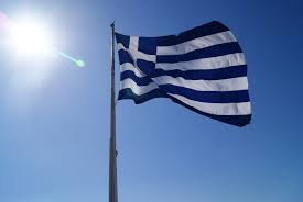 Greek Flag Background We Are All Greeks U201d By Fred Foldvary Ph D Progress Org