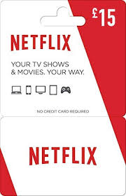 15 gift cards netflix gift card 15 gbp cd key key cdkeys