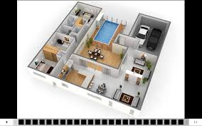 3d Home Architect Design 6 by 3d House Design Android Apps On Google Play
