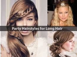 20 party hairstyles for long hair guide hairstyle for women