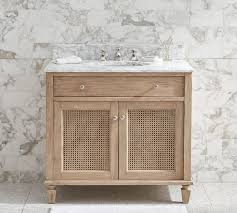 Sausalito Single Sink Vanity Pottery Barn
