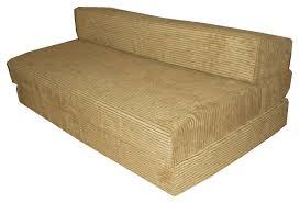 Folding Foam Bed Twin Size Sleeper Chair Folding Foam Bed Home Chair Decoration