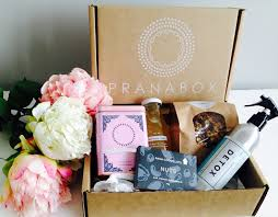 Yoga Gift Basket A Review Of Prana Box U2013 Your Monthly Subscription Self Care Package