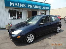 2001 Ford Focus Zx3 Interior 2001 Ford Focus Zx3 2dr Hatchback In Saint Cloud Mn Maine