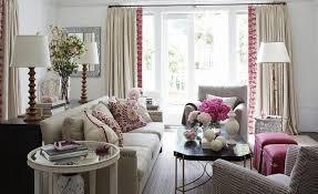 Interior Of Luxury Homes Amusing Black And Pink Living Room Luxury Home Interior Design