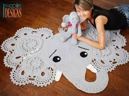 Kids Jungle Rug by Crochet Animal Rugs Beautiful Patterns The Whoot
