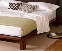 Solid Wood Platform Bed Solide Platform Bed Charles P Rogers Beds Direct Makers Of