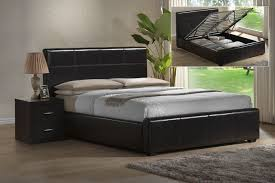 Kingsize Bed Frames King Size Platform Bed Frame With Drawers Furniture