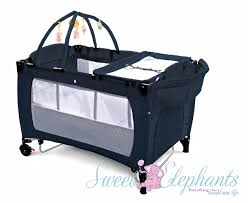 travel baby bed images New safe 7 in 1 baby portable travel cot bassinet playpen portacot jpg