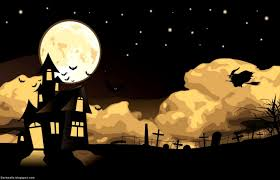 halloween background template halloween wallpaper background