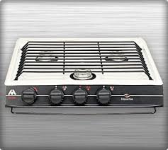Slide In Cooktop High Output Wedgewood Vision Cooktops Atwood Mobile