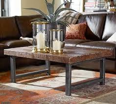 Pottery Barn Willow Coffee Table Clint Reclaimed Wood Coffee Table Reclaimed Wood Coffee Table