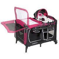 new pack u0027n play pink paisley playard newborn napper mobile
