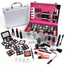 Makeup Box 60pcs make up set vanity cosmetics collection