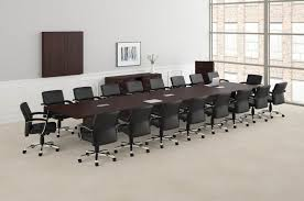 Hon Conference Table Hon Preside Medium Boardroom Traditional Conference Table