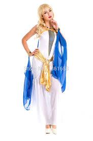 Cleopatra Halloween Costume Aliexpress Buy Egypt U0027s Queen Cleopatra Halloween