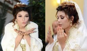 mariage tunisien en photos zaza célèbre mariage baya tn