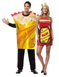Taco Costume The 10 Worst Halloween Costumes For Couples