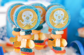 octonauts birthday party evite