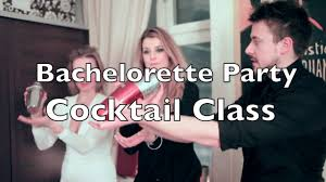 bachelorette party cocktail class oslo youtube