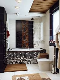 chocolate brown bathroom ideas black white brown bathroom interior design ideas brown