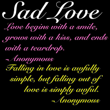 Cute In Love Quotes by Sad But Cute Love Quotes Sad Love Quotes