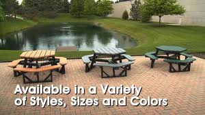 Recycled Plastic Outdoor Furniture Recycled Plastic Outdoor Furniture Youtube