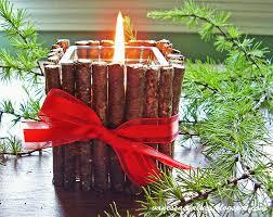 christmas christmas rustic decorating ideas pinterest