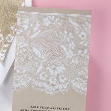 Lace Wedding Invitations Lovely Lace Wedding Invitations Little Flamingo