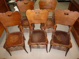 Antique Oak Ladder Back Chairs Antique Dining Chairs Wonderful Antique Mahogany Dining Table