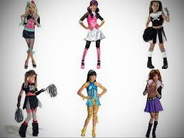 Monster High Halloween Pictures by Why Many Prefer To Use Monster High Halloween Costumes For Kids