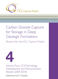 co2 capture project non technical reports and brochures