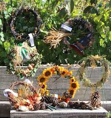 Santa Ana Botanic Garden by Wreath Workshop Rancho Santa Ana Botanic Garden Claremont 2