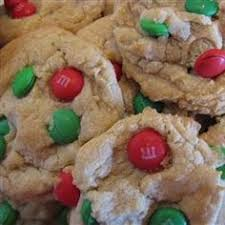peppermint cookies from crisco holiday entertaining
