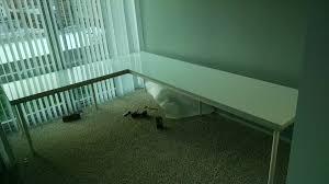 ikea linnmon mega corner desk ikea hackers ikea hackers