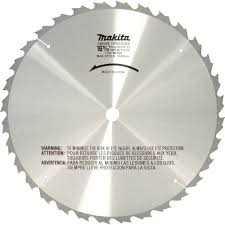 Circular Saw Blade For Laminate Flooring Makita 16 5 16 In X 1 In 32 Teeth Carbide Tipped Blade For Use