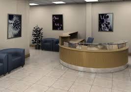 Semi Circular Reception Desk Medium Reception Desks Fulcrum Semi Circle By Sven Office