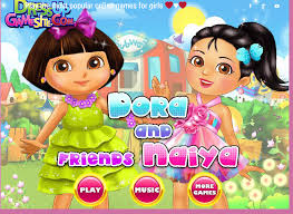 dora the explorer games free kids games online kidonlinegame
