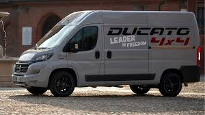 2018 fiat ducato 4x4 a world of freedom youtube