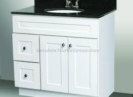 bathroom cabinets master bath shaker style bathroom cabinet gray