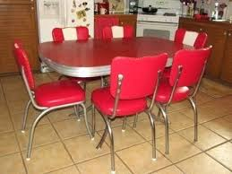 Vintage Formica Kitchen Table And Chairs by Red Oak Kitchen Table And Chairs Black And Red Kitchen Table And