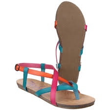 blowfish granola women u0027s lagoon carmine orange sandals free
