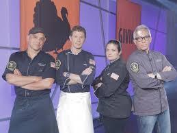 on the set of iron chef america s team battles iron chef america